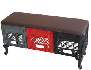 Muebles con cajas de fruta for Muebles con cajas de fruta