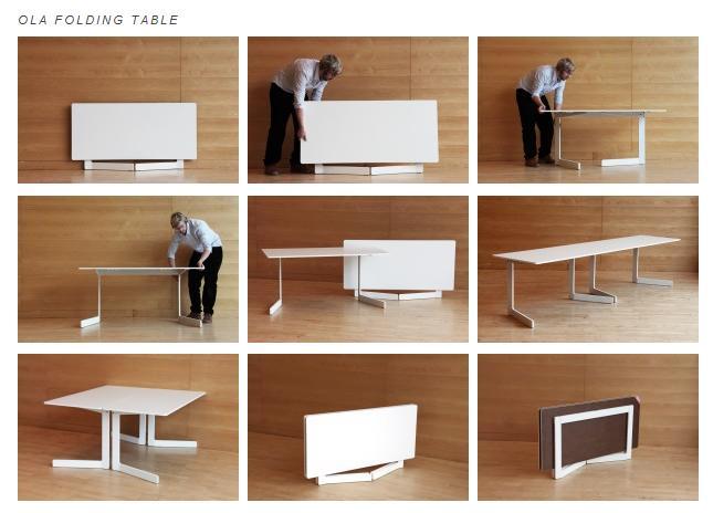 Decoracion mueble sofa mesa comedor tipo libro - Mesa comedor tipo libro ...