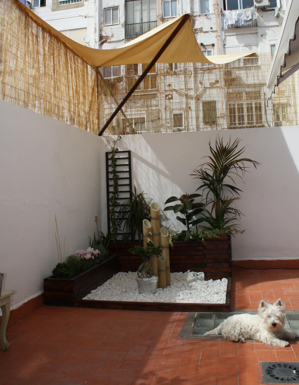 La jardinera de fran - Decoracion terrazas interiores ...