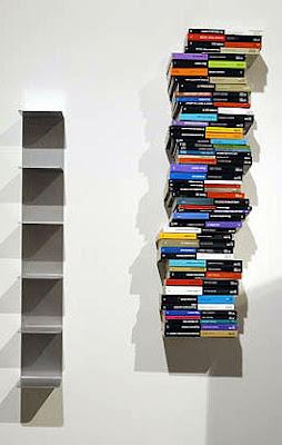 T preguntas estantes verticales para libros for Estanteria vertical