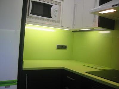 Concurso cocinas 39 09 la cocina de victoria - Fluorescentes cocina ikea ...