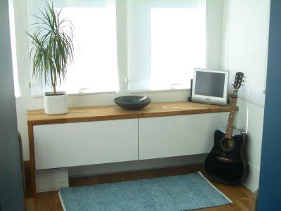 Ikea hack aparador consola - Mueble consola ikea ...