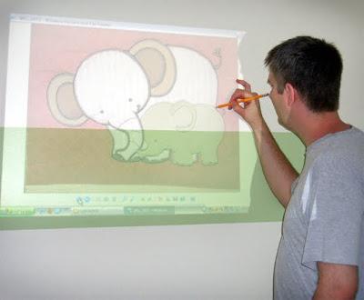 C mo pintar un mural en la pared for Como pintar un mural