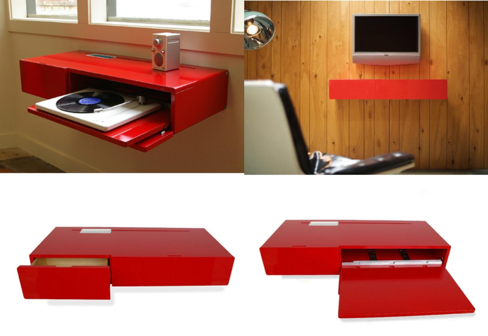 Escritorio para portatil - Muebles para bodegas ...