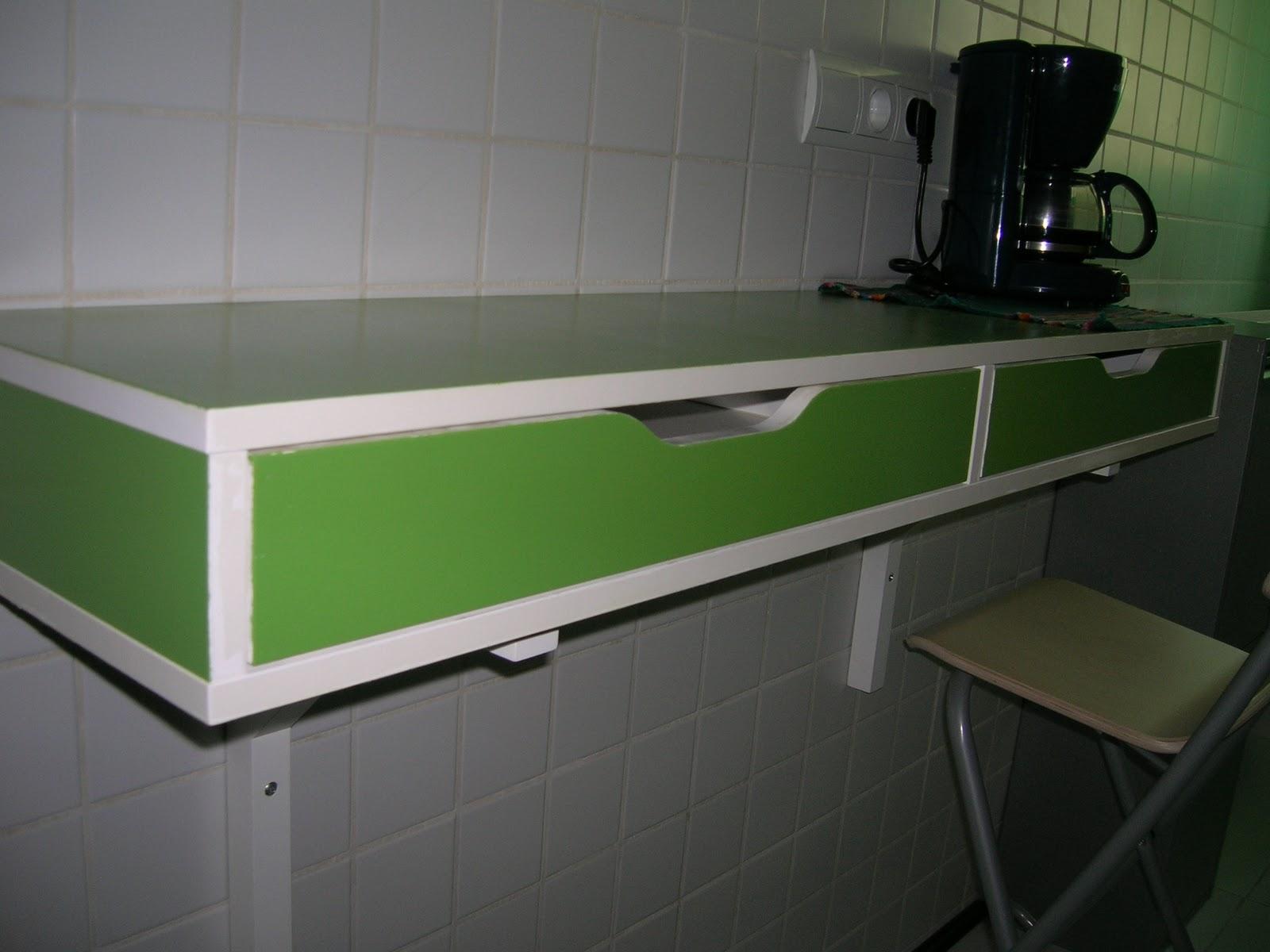 El estante caj n lacado de cph - Estante con cajon ...