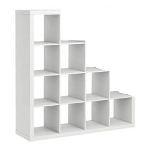 T preguntas c mo convertir una expedit en una estanteria en escalera - Estanterias en escalera ...