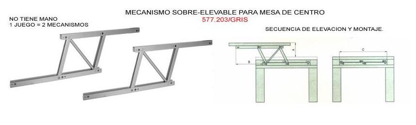 La mesa lack elevable de javier for Mesas abatibles de pared leroy merlin