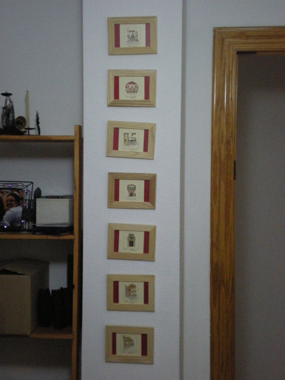 La casa de meg - Despacho en casa ikea ...