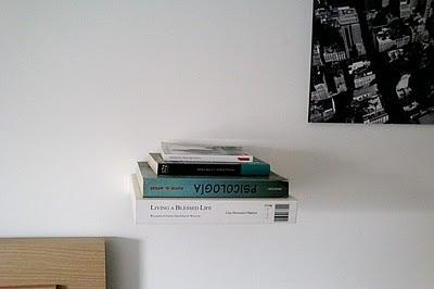 Ikea hack estante libro flotante con balda lack - Mensola lack ikea ...