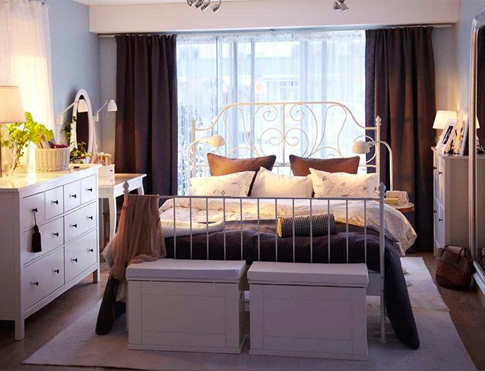 Dormitorios hemnes de ikea for Ikea jugendzimmer inspiration