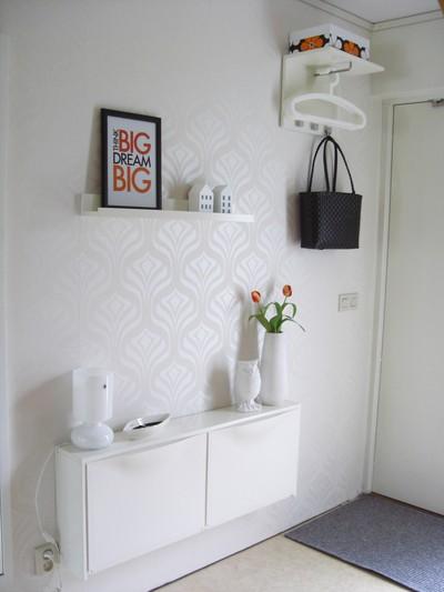 Ikea Poang Chair Slipcover Pattern ~   con trones cambia de forma significativa con solo unos toques de