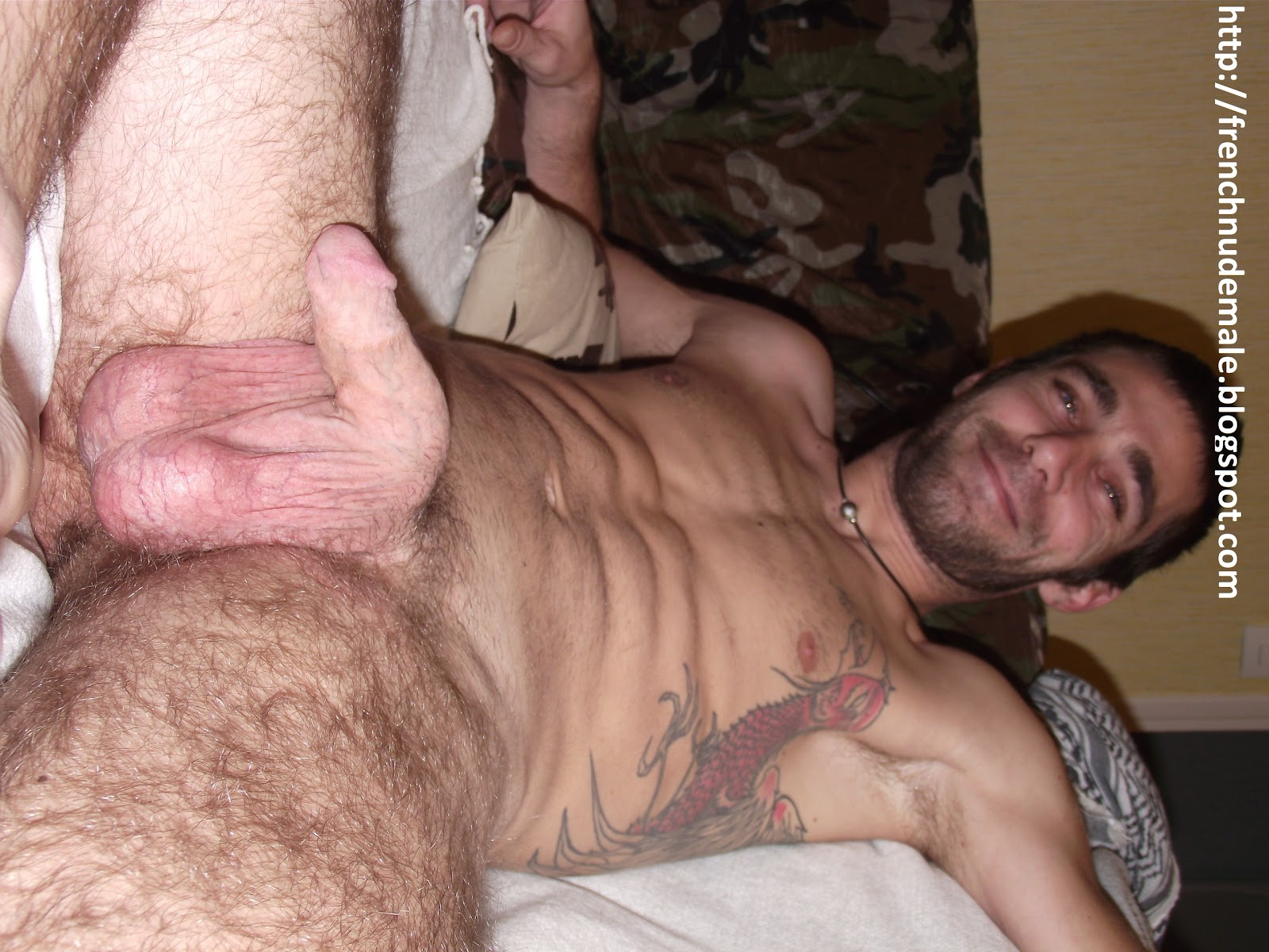Steven french nude — pic 13