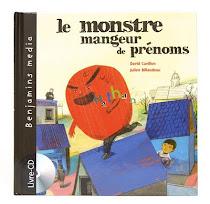 LE MONSTRE MANGEUR DE PRENOMS