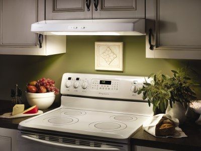 TWO WORDS A DAY: range hood & exhaust fan