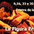 """Los VIERNES de Noviembre: """"La errante figura"""". Danza contemporanea en la ENSAD"""