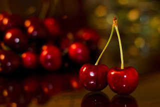 An image of some Cherries