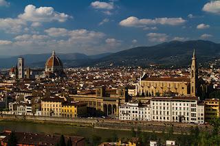 The Duomo & Santa Croce - Firenze, Italy