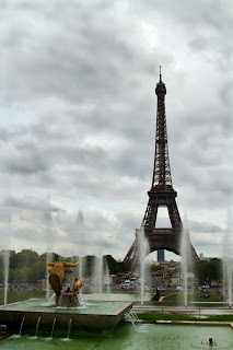 The Eiffel Tower - Paris, France