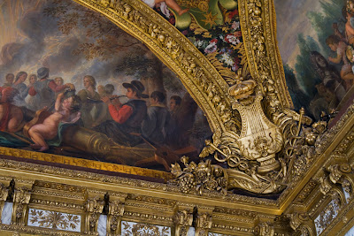 Interior Detail - Palace of Versailles