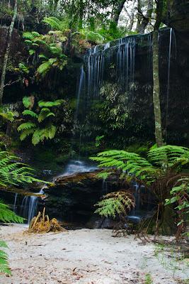 Burgess Falls - Hazelbrook, Australia