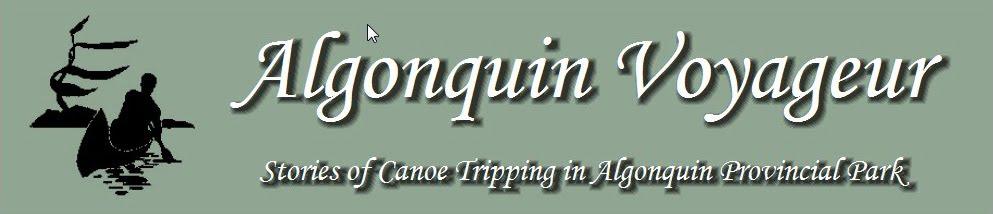Algonquin Voyageur