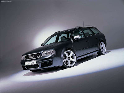 Latest ABT Audi RS6 Avant