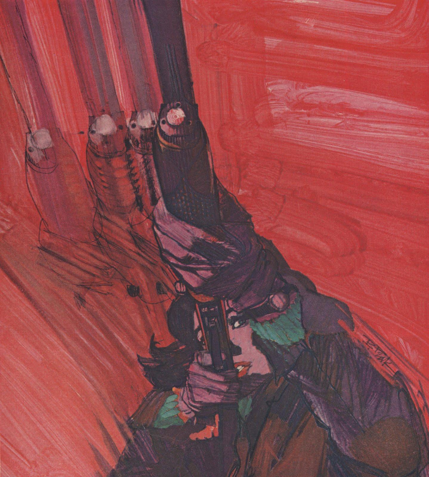 Art Illustration: ILLUSTRATION ART: THE SPRINGTIME OF BOB PEAK