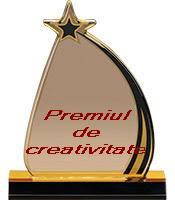 Premiul de creativitate