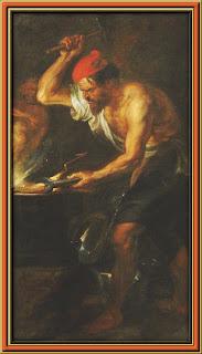 Vulcano, Rubens