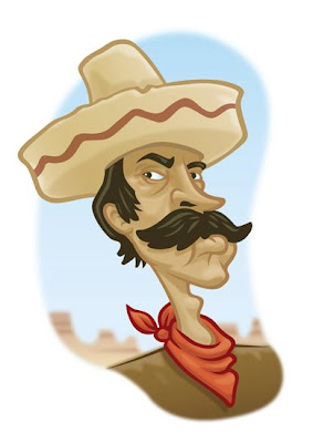 Danny Moore Illustration Tex Mex