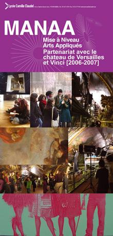 Partenariat/ Projet Versailles