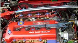 El motor de mi auto, el chapulín