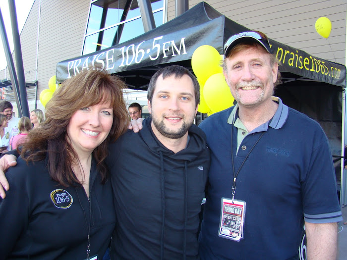 Brandon Heath says Hi!