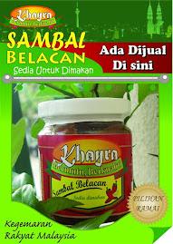 Sambal Belacan Khayra