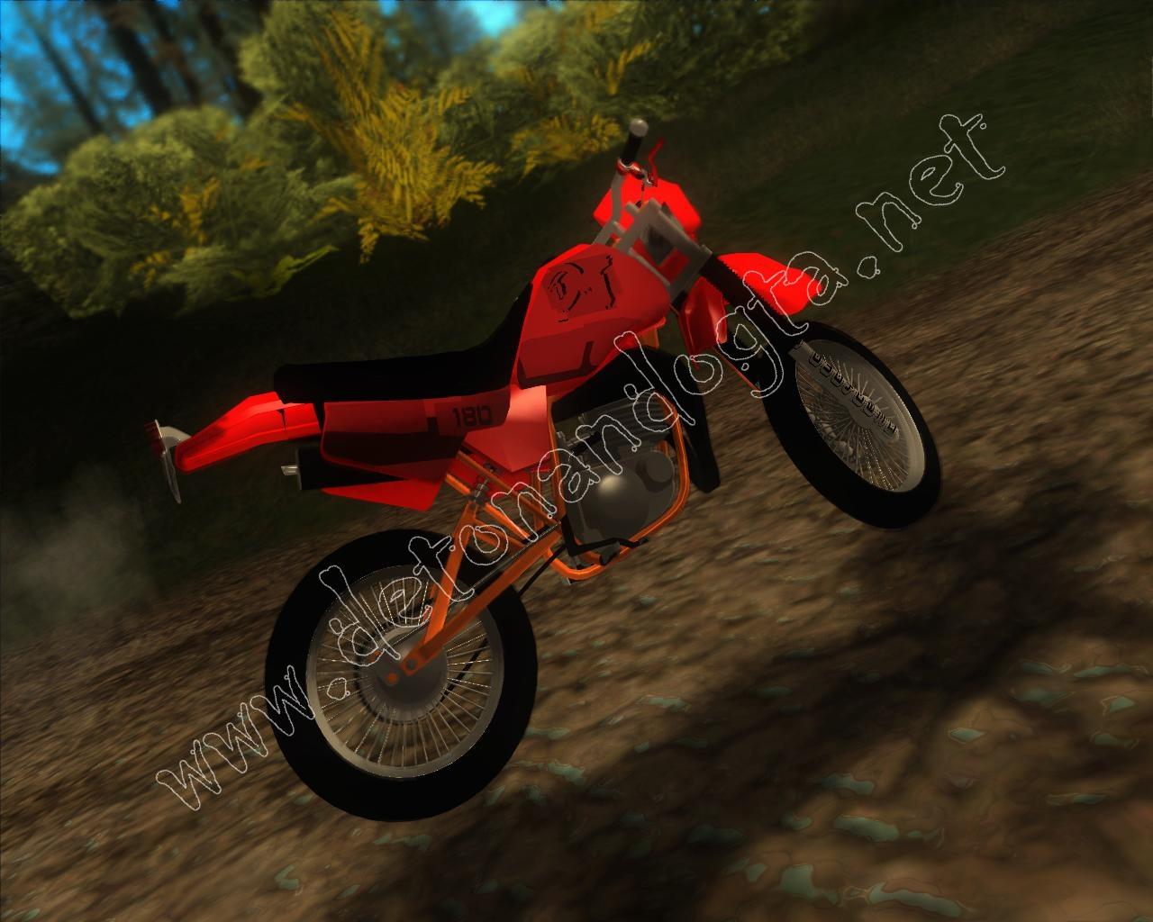 [Pedido] Mod de Moto GTA+SA+-+Yamaha+DT+180+%5Bwww.detonandogta.net%5D