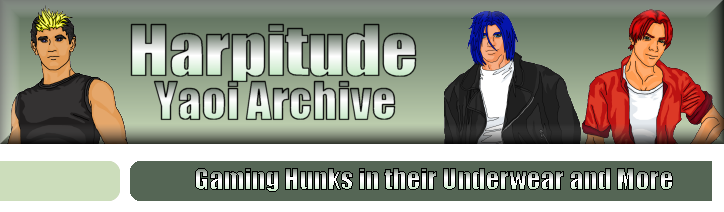 Harpitude: Yaoi Archive