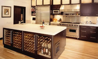 Contemporary Kitchen Ideas contemporary kitchen design for wine
