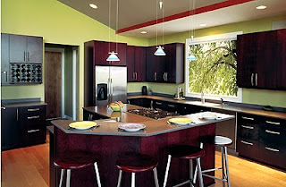 Popular Kitchen Colors It remains popular wooden kitchen – from an array or veneering CPD