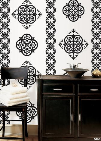 wallpaper interior design. Wallpaper Interior Design