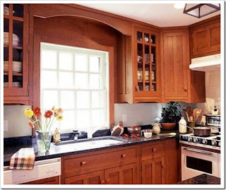 American Kitchen Design ARTS AND CRAFTS KITCHEN DESIGN