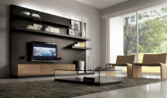 Modern Living Room Ideas big living room decorating ideas