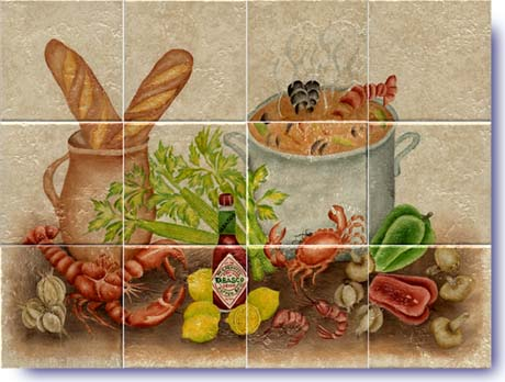 ceramic tile murals decorative ceramic tiles and tile murals. We sell our work only through