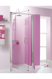 Pink Bathroom Designs Cozy pink bathroom design pictures