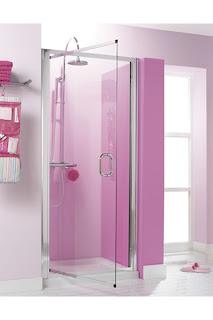 Pink Bathroom Designs Cozy pink bathroom design pictures