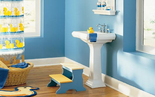 Kid Bathroom Designs