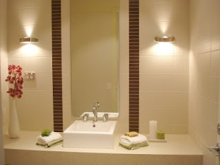 Bathroom Lighting Designs Poor lighting can make even the most well designed bathroom appear