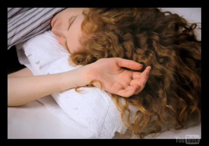 Oren Lavie's redhead actress
