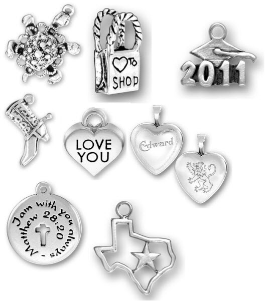 Charm Factory charms