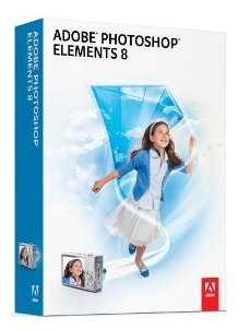 Adobe Photoshop Element 8