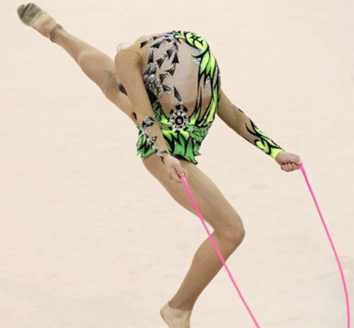 headless Olympian
